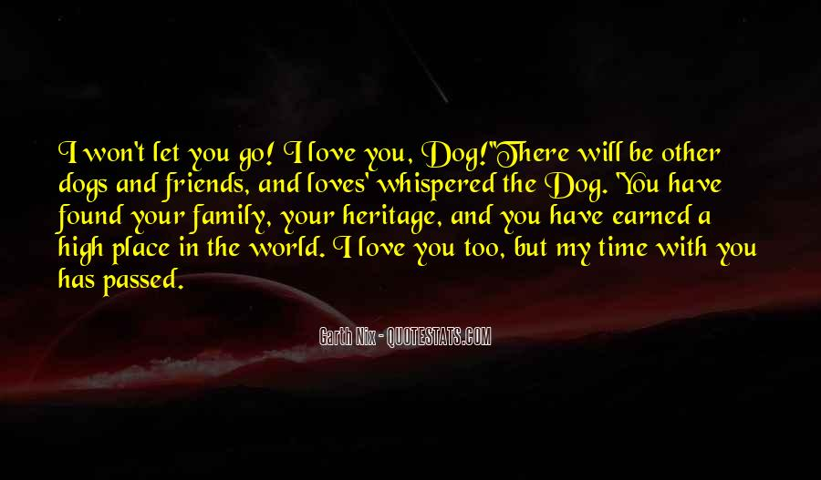 Quotes About Family Love And Time #1379713