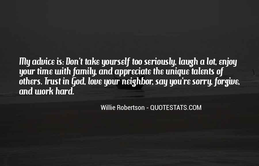 Quotes About Family Love And Time #667282