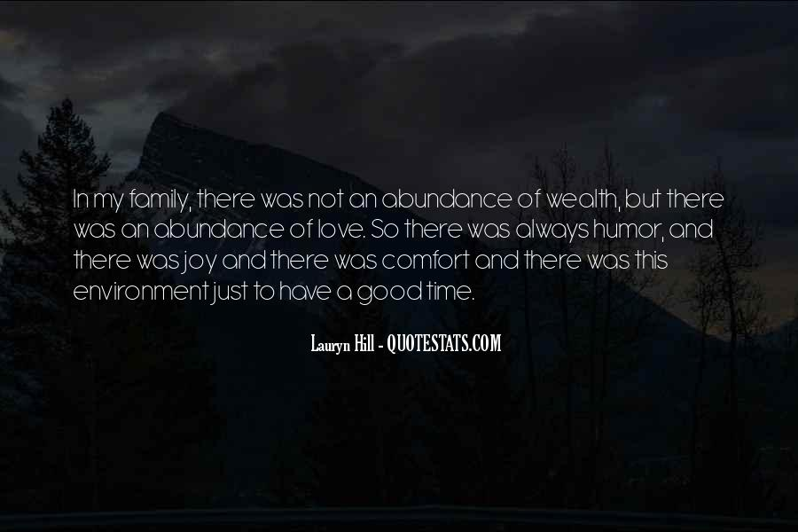 Quotes About Family Love And Time #672152