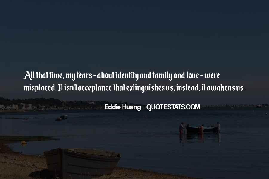 Quotes About Family Love And Time #766334