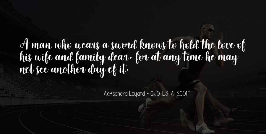 Quotes About Family Love And Time #808550