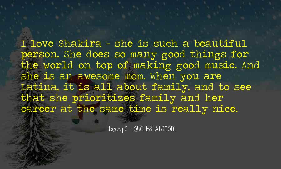 Quotes About Family Love And Time #941