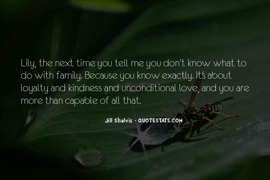 Quotes About Family Love And Time #981412
