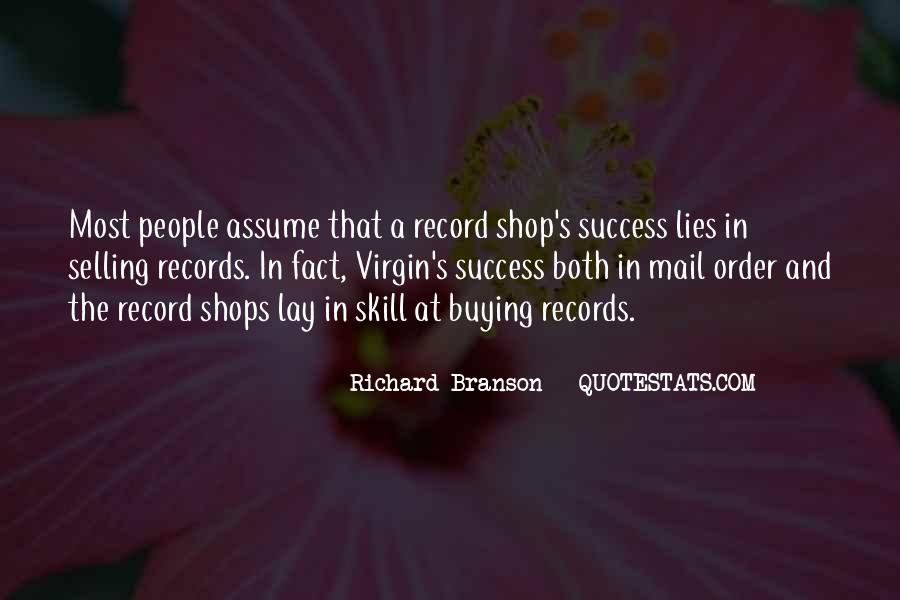 Quotes About Record Shops #262494