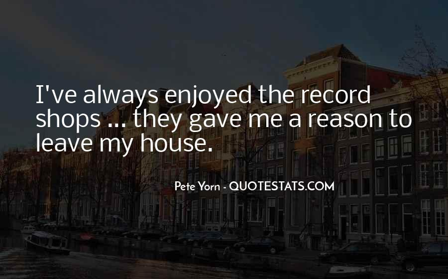 Quotes About Record Shops #618552