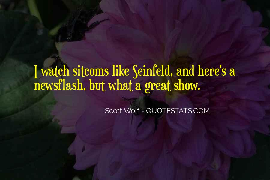 Quotes About Seinfeld Nothing #19843