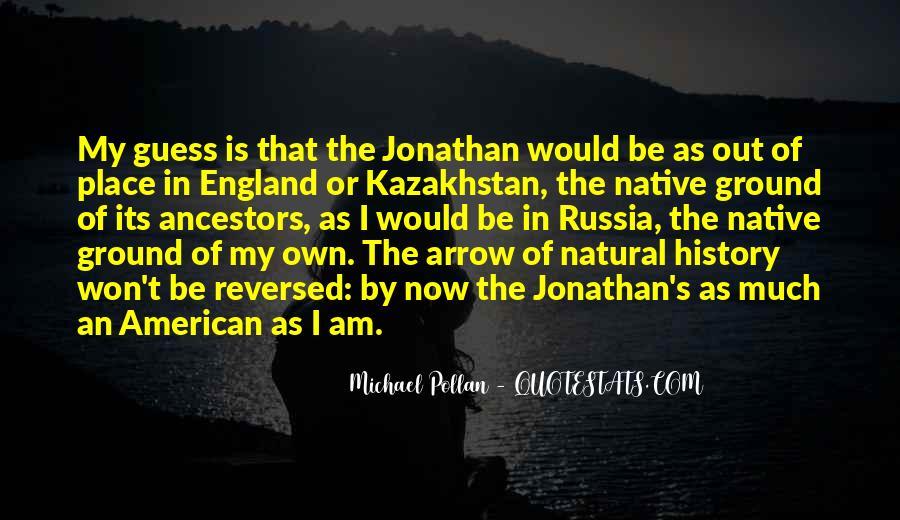 Quotes About Kazakhstan #779400