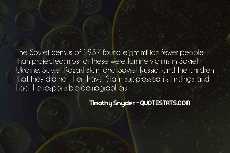 Quotes About Kazakhstan #852045