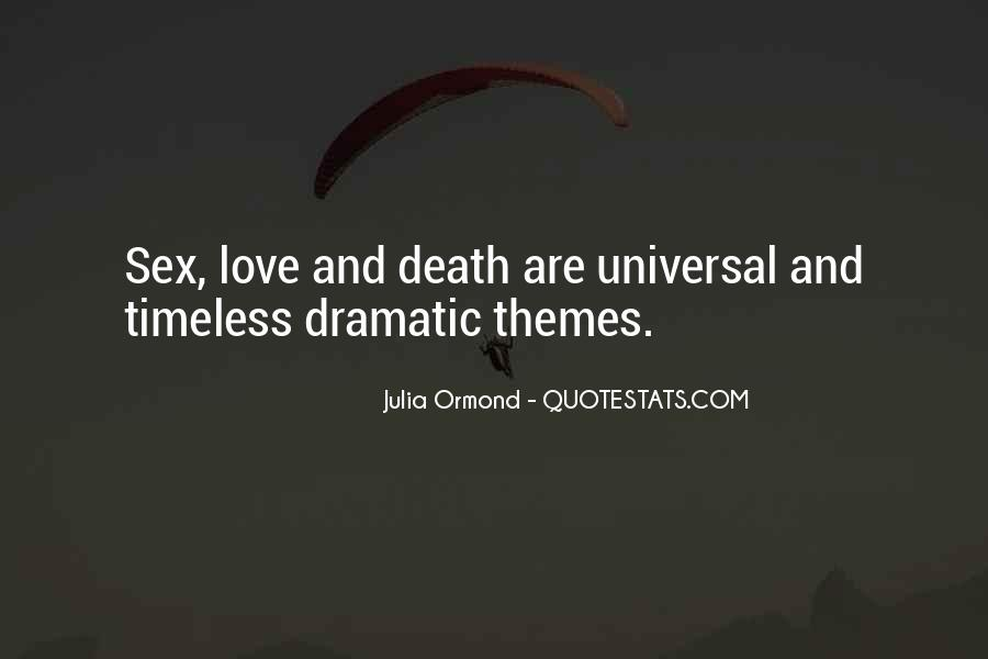 Quotes About Love Is Timeless #1485956