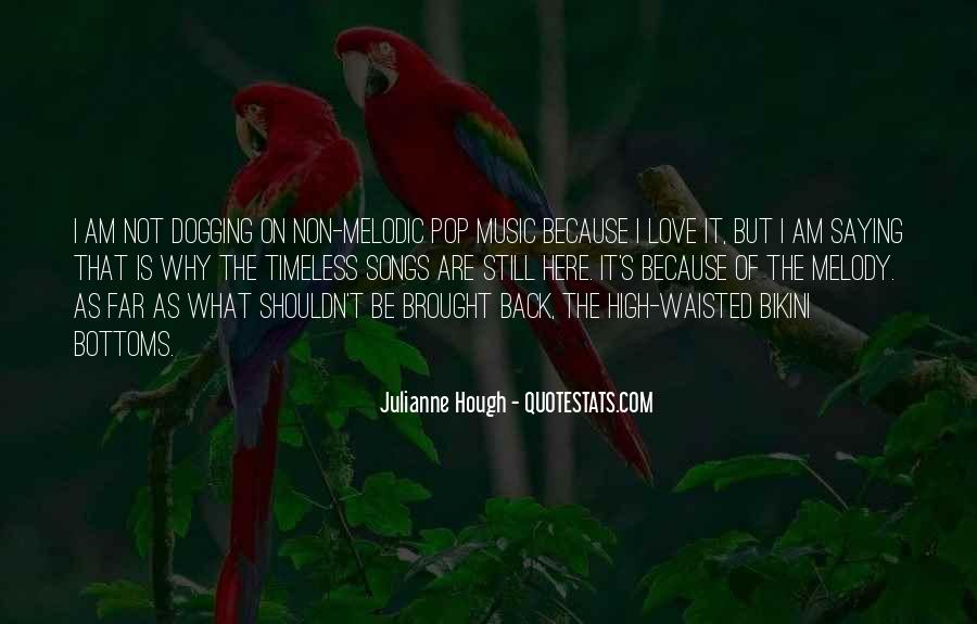 Quotes About Love Is Timeless #1700936