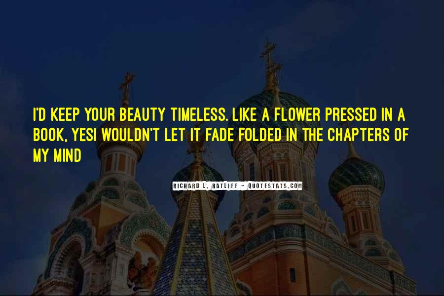 Quotes About Love Is Timeless #402317