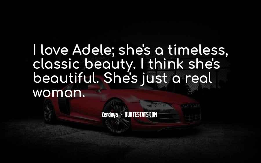 Quotes About Love Is Timeless #7806