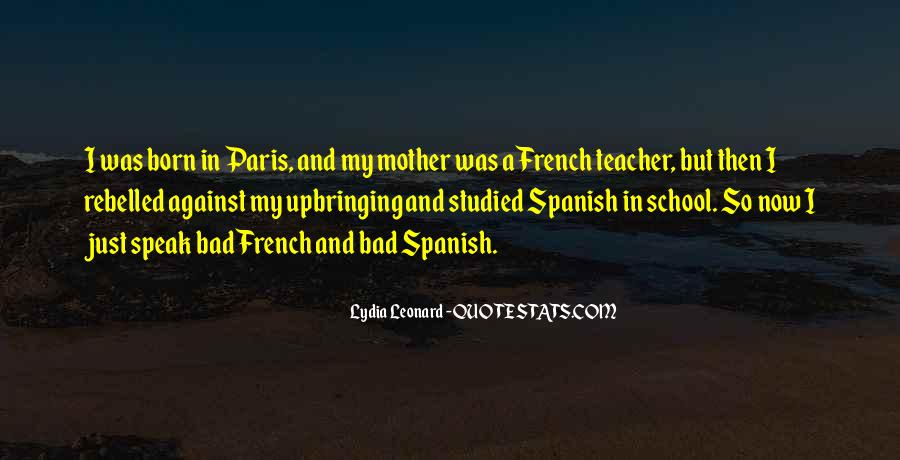 Quotes About A Bad Teacher #1675536