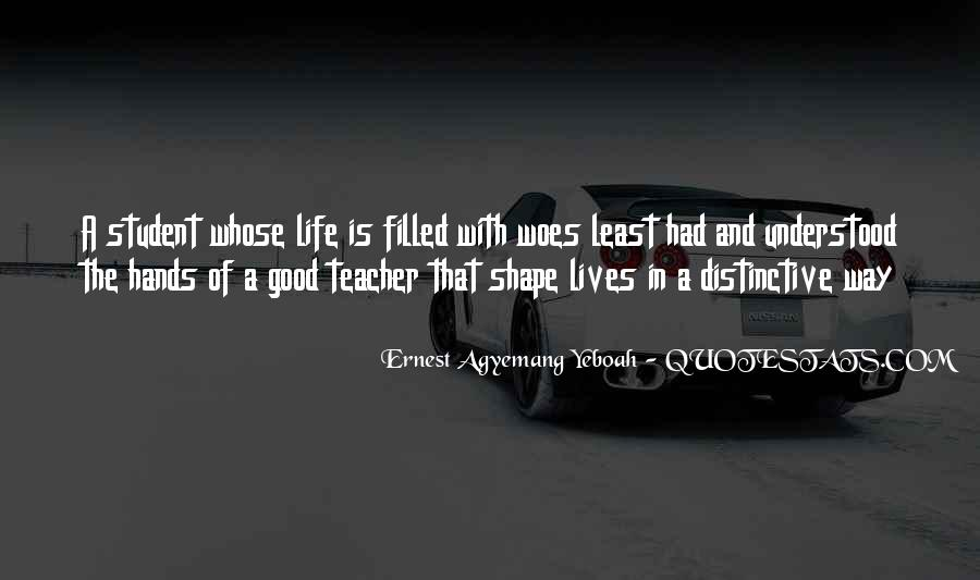 Quotes About A Bad Teacher #1755347
