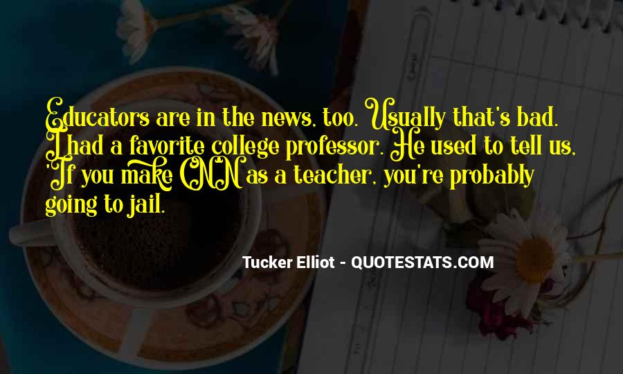 Quotes About A Bad Teacher #1765956