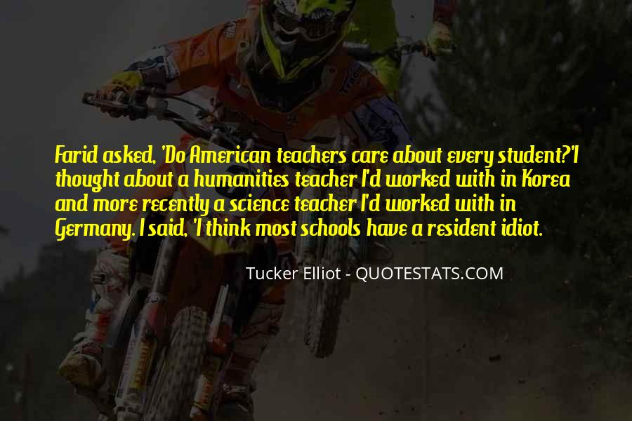 Quotes About A Bad Teacher #1869426