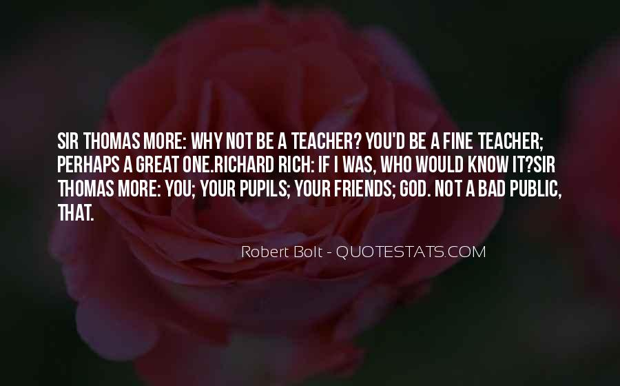 Quotes About A Bad Teacher #18931