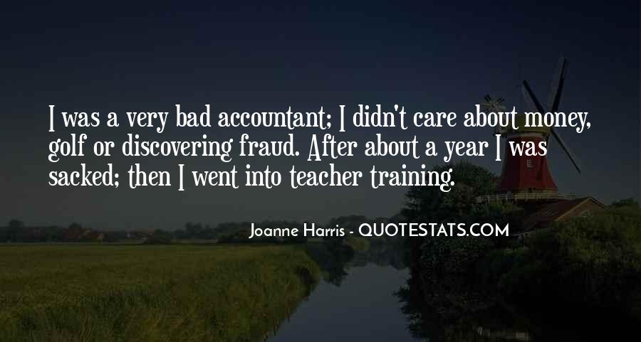 Quotes About A Bad Teacher #233943