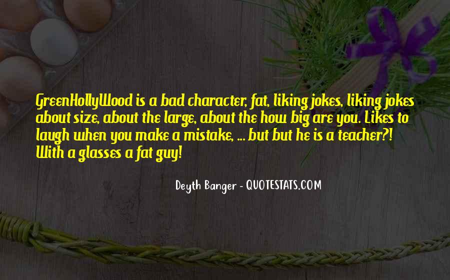 Quotes About A Bad Teacher #52254