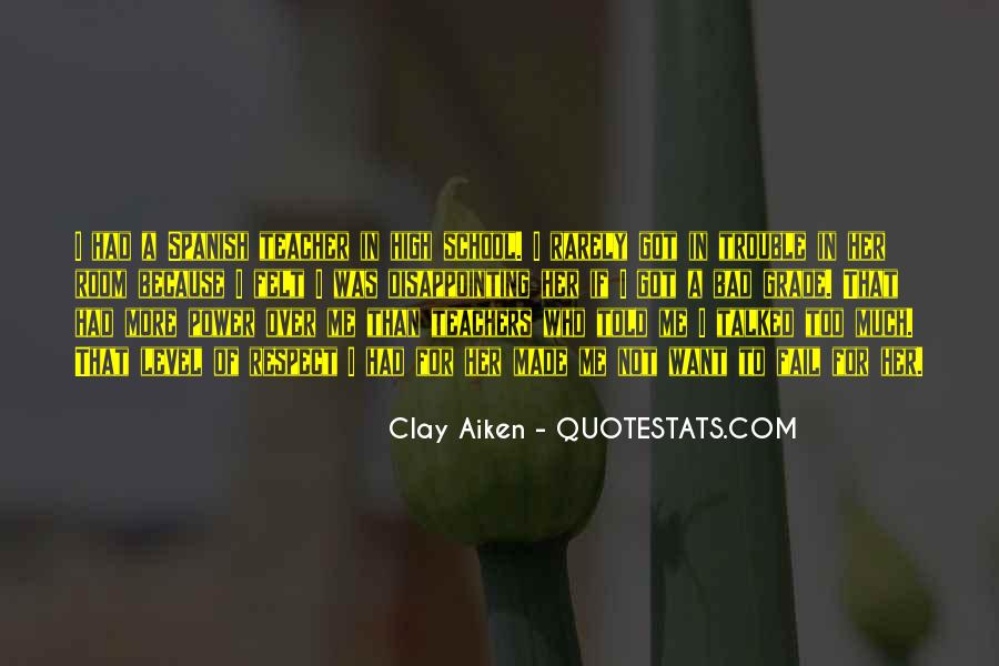 Quotes About A Bad Teacher #614658