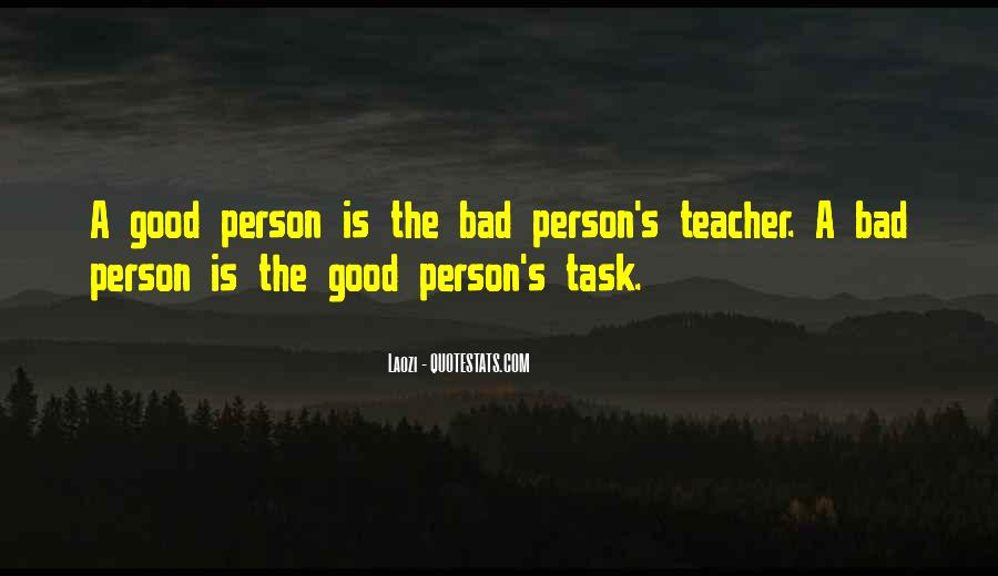 Quotes About A Bad Teacher #796426