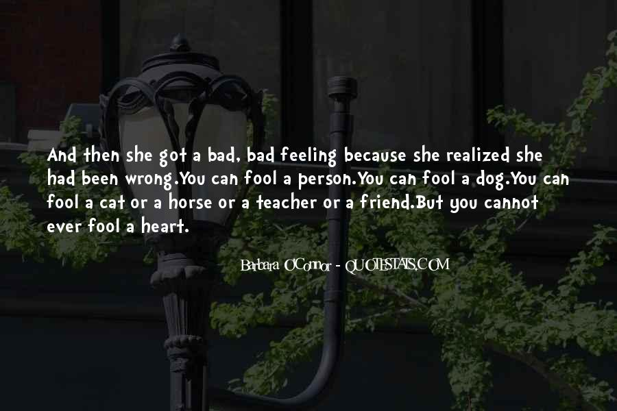 Quotes About A Bad Teacher #964059