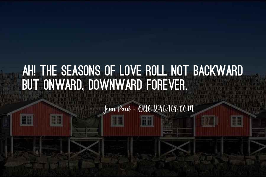 Quotes About The Seasons Of Life #1065543