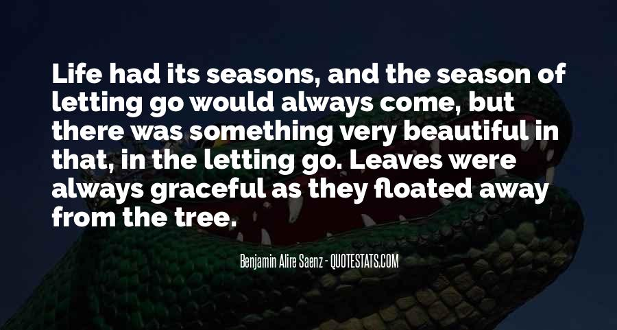 Quotes About The Seasons Of Life #1203731