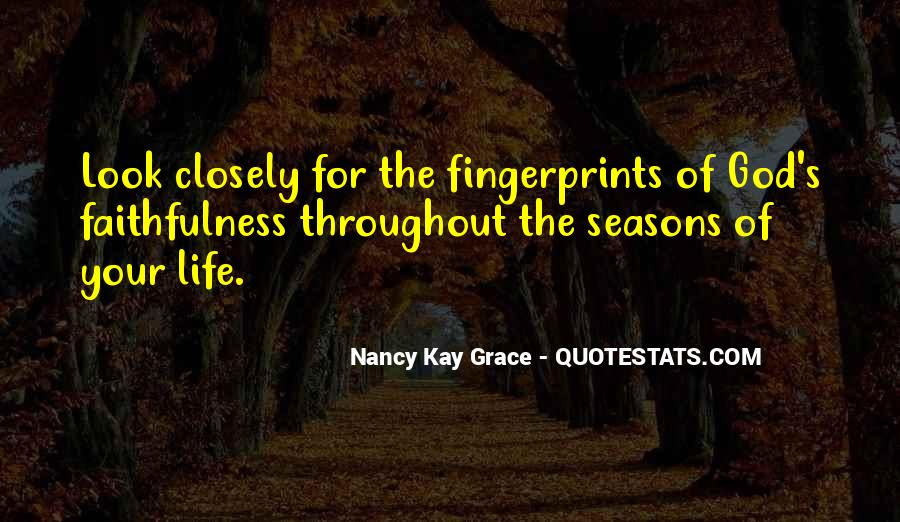Quotes About The Seasons Of Life #1283002
