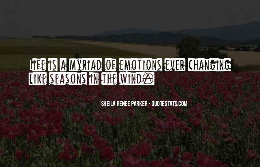 Quotes About The Seasons Of Life #1729685