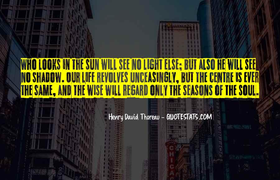 Quotes About The Seasons Of Life #1739750