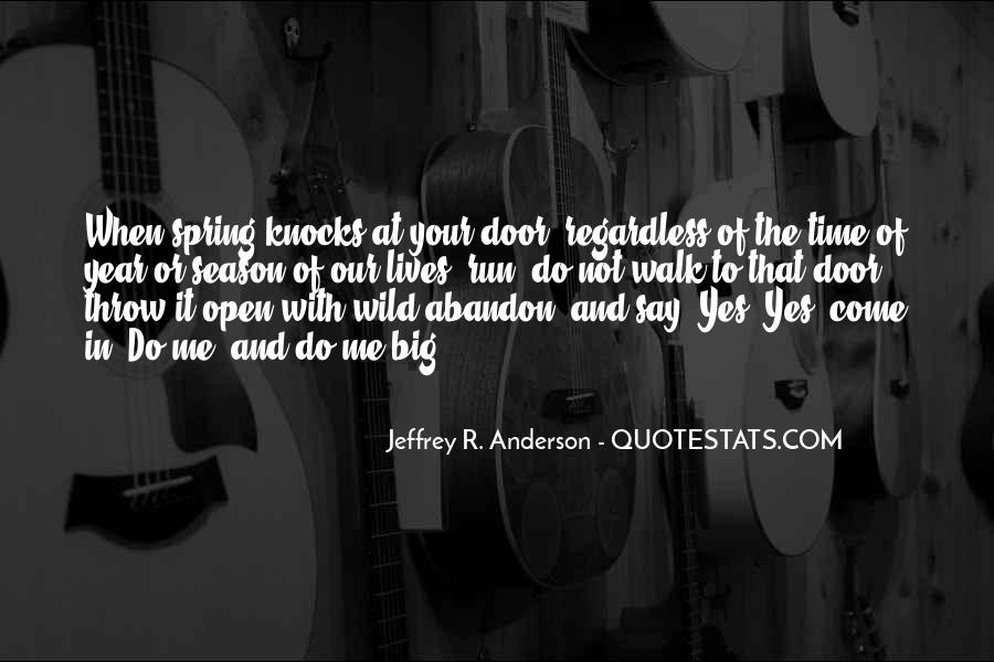 Quotes About The Seasons Of Life #2985