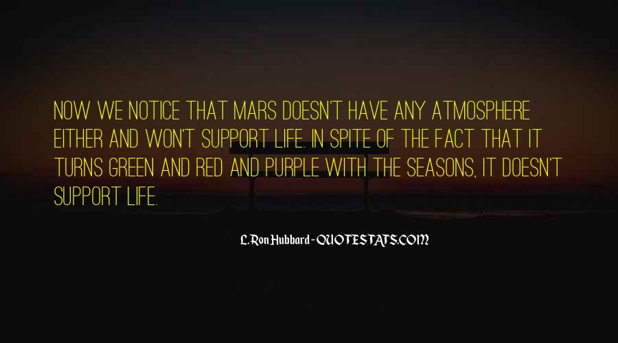 Quotes About The Seasons Of Life #37938