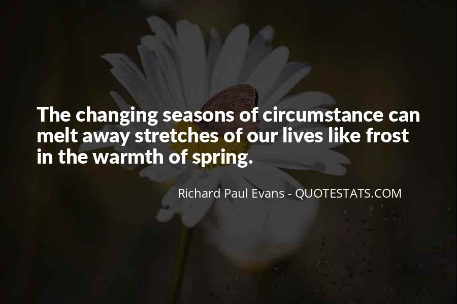 Quotes About The Seasons Of Life #650671