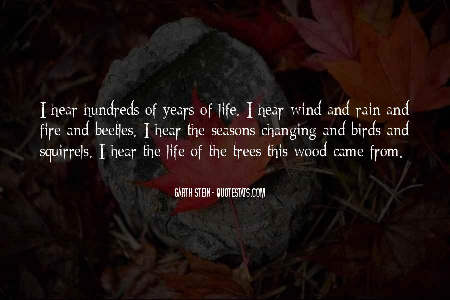 Quotes About The Seasons Of Life #751115