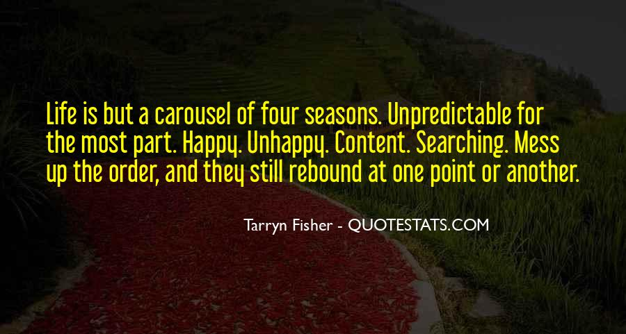 Quotes About The Seasons Of Life #752110
