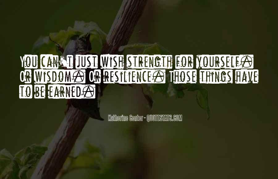 Quotes About Building Strength #667391