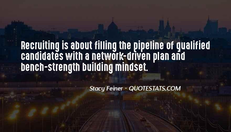Quotes About Building Strength #748875