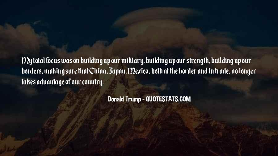 Quotes About Building Strength #804595