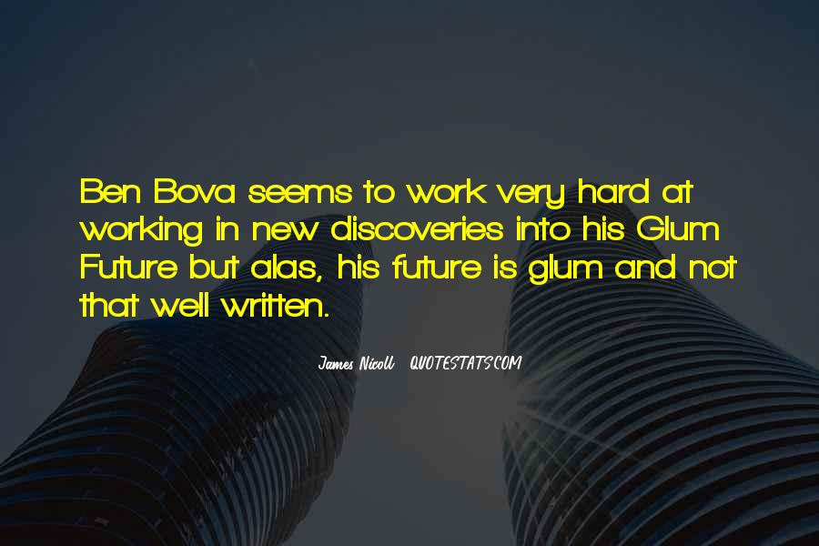 Quotes About Working Hard For Your Future #1745191