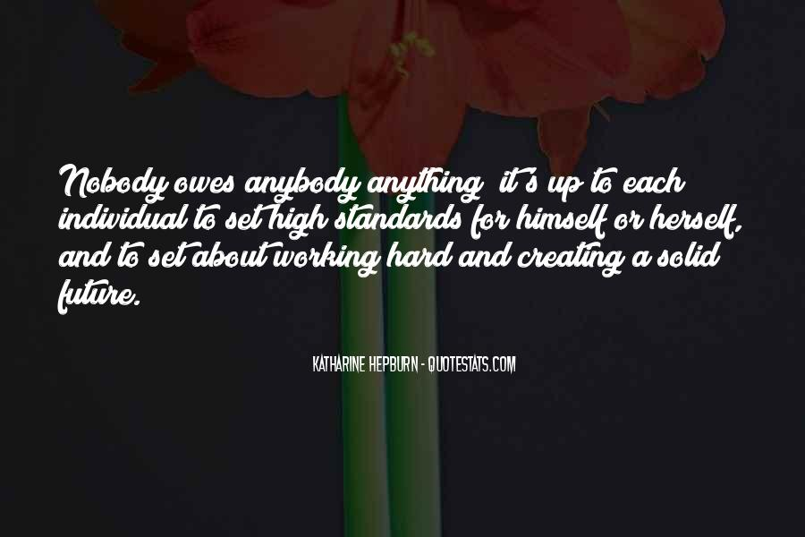 Quotes About Working Hard For Your Future #889730