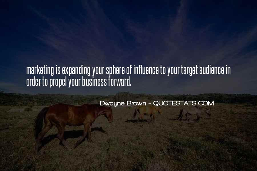 Quotes About Expanding Business #449939