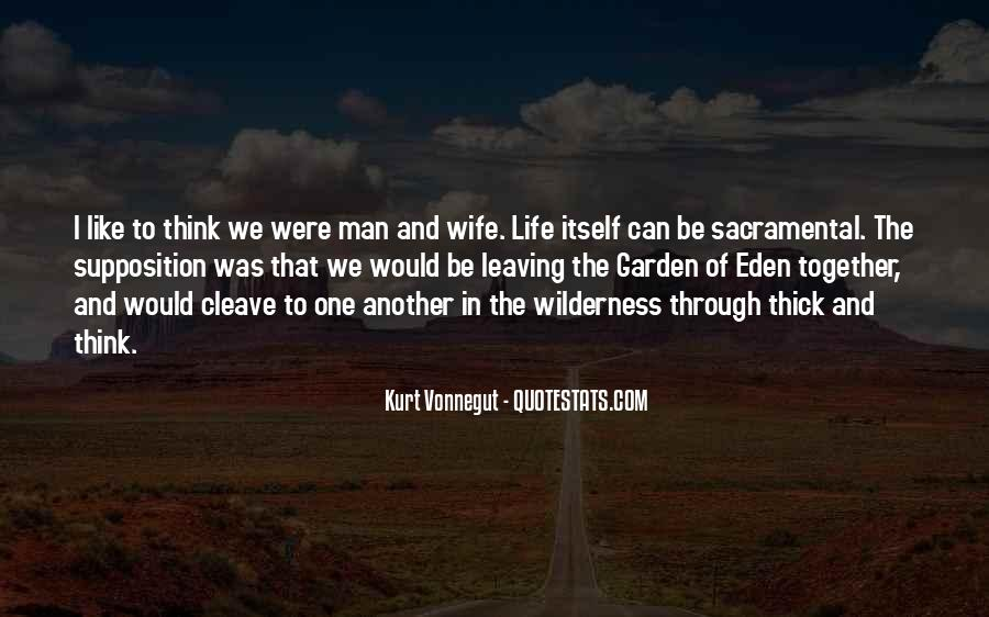 Quotes About Wife Leaving #1373000