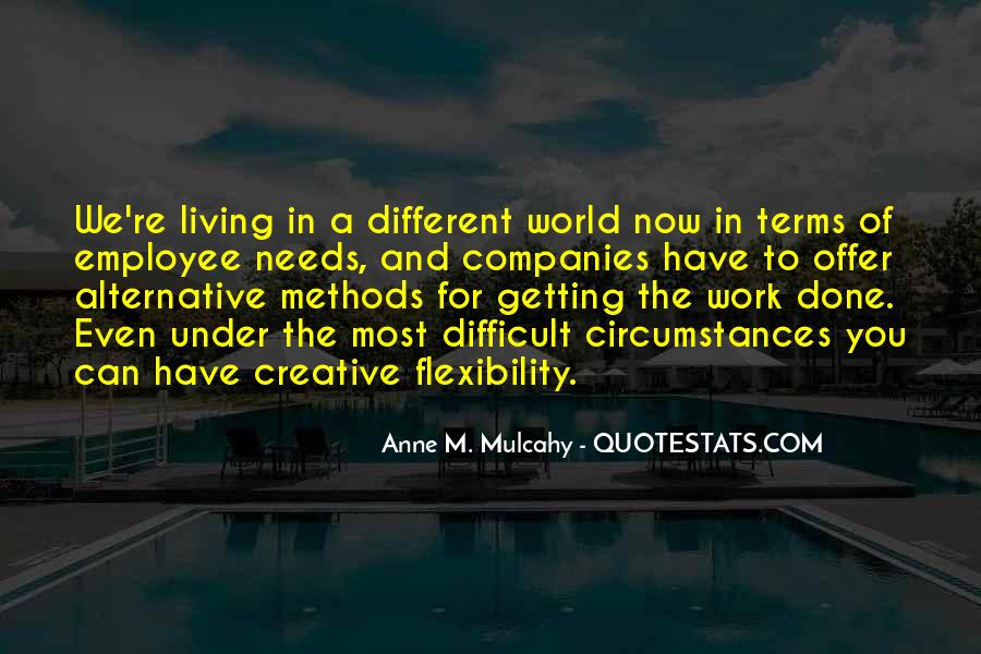Quotes About Creative Living #1056778