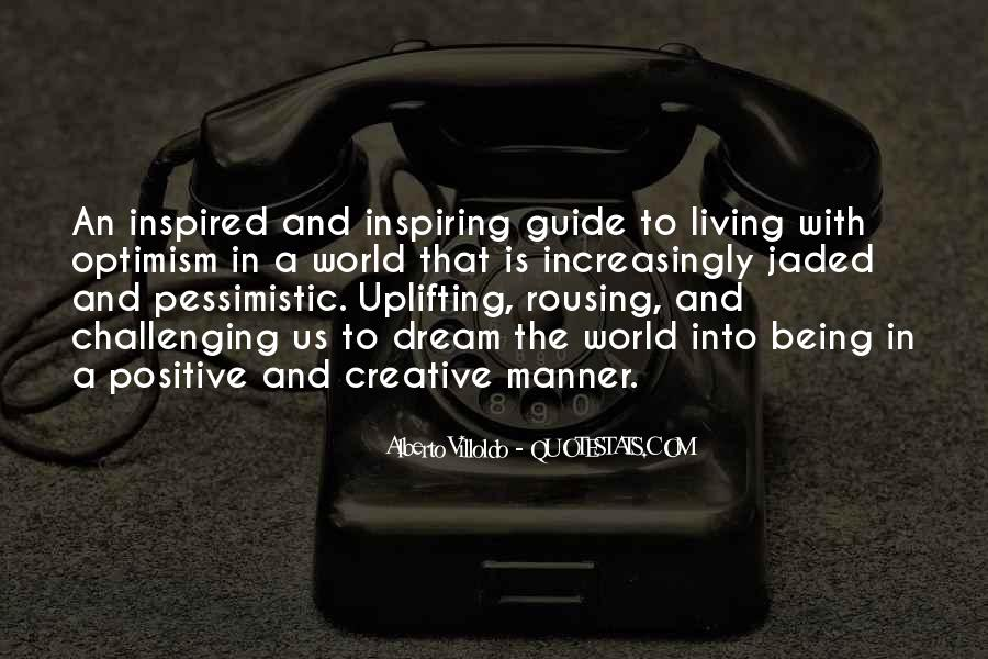 Quotes About Creative Living #1204007