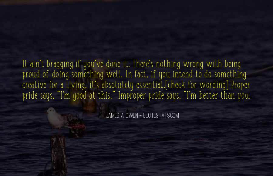Quotes About Creative Living #1332558