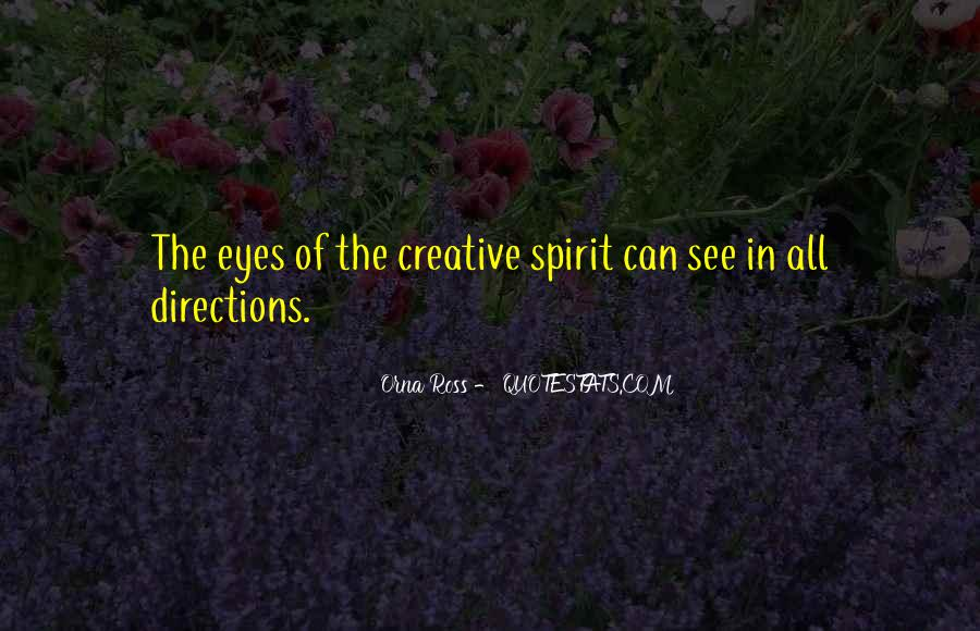 Quotes About Creative Living #1713078