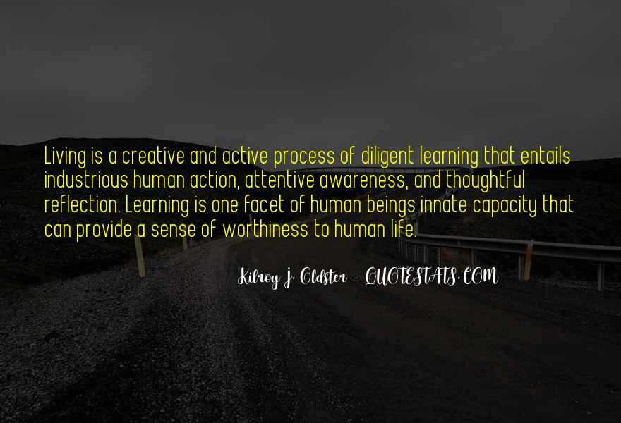 Quotes About Creative Living #1796844