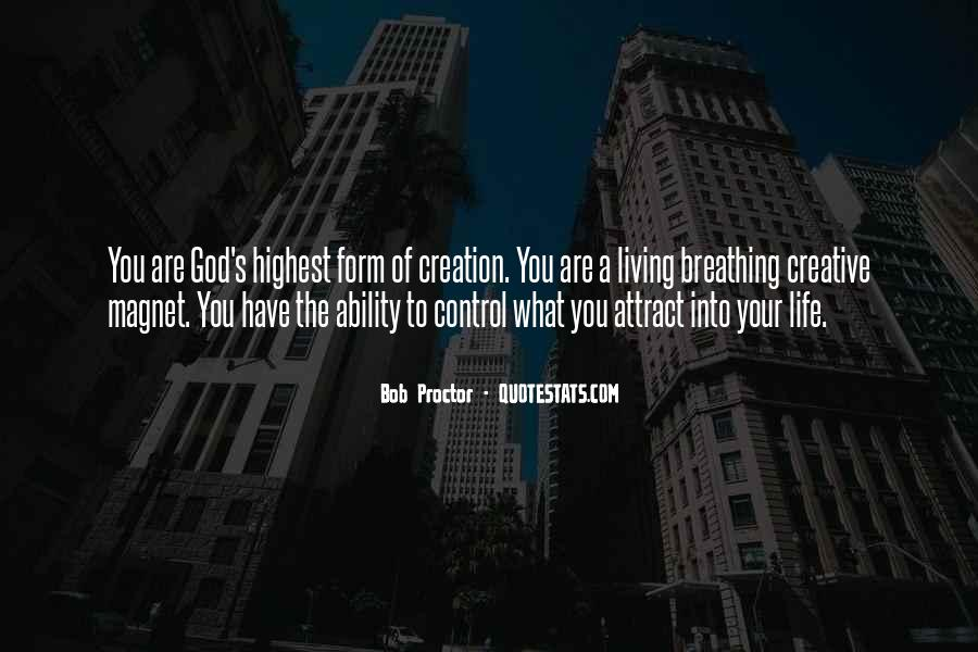 Quotes About Creative Living #43505