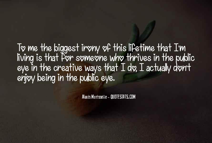 Quotes About Creative Living #666267